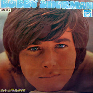 BOBBY-SHERMAN-LP-1960s