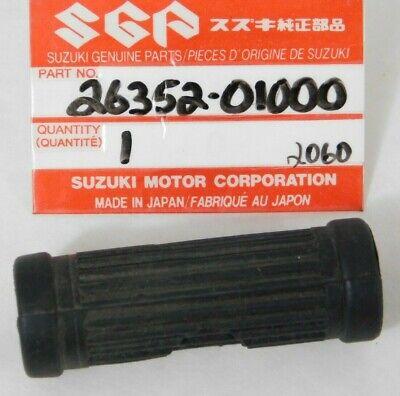 Genuine Suzuki Handlebar Throttle Grip Set T500 GT750 GT 750