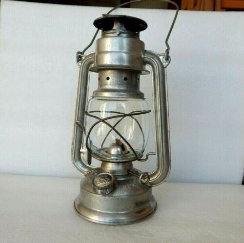 Vintage BAT №158 Old Lantern Kerosene Lamp Nights Romantic Decoration Germany