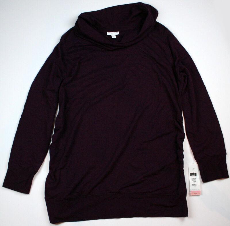 New Liz Lange Maternity Long Sleeve Sweatshirt Top NWT Size sz XS S M L XL