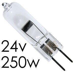 24v-250w-Lamp-Bulb-for-Kodak-Carousel-Slide-Projectors-OSRAM-A1-223-HLX-64655