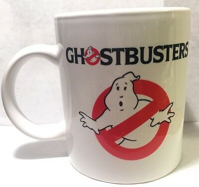 NEW! 👻 Ghost Busters 👻Coffee Mug - Novelty Collectors Item 👻👻