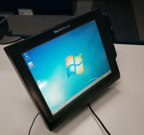 Pioneer Stealth Touch M5 All in one POS 8.00GB RAM Stand &  Power Supply #2