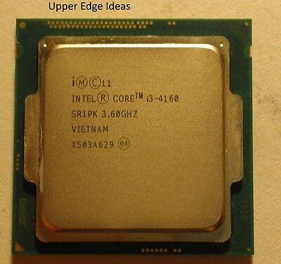Usado, Intel i3 Core i3-4160 3.60 GHz CPU Processor LGA 1150 SR1PK comprar usado  Enviando para Brazil