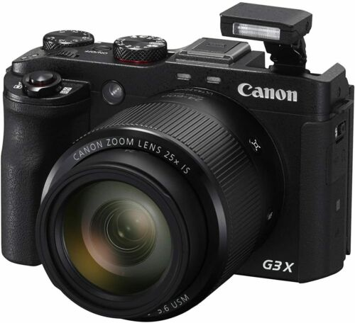 Canon PowerShot G3 X Digital Point