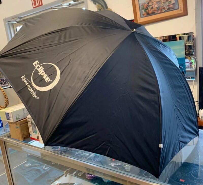 """Photogenic Eclipse Silver Umbrella 38"""""""