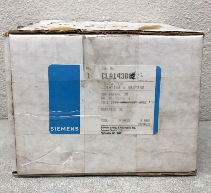 SIEMENS CLA143B (L)