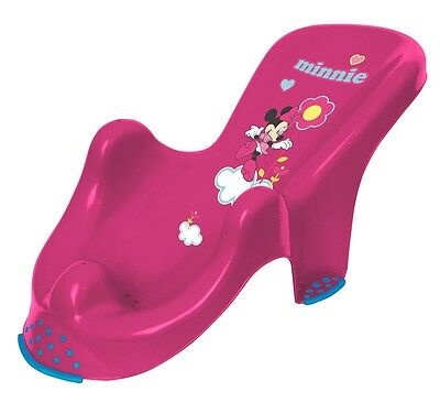Disney Minnie Mouse (Pink) - Anatomic Baby Bath Support Seat (OKT Solutions)
