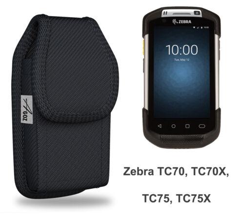 AGOZ Holster Pouch for Zebra TC70 TC75 TC70x TC75x Touch Computer Scanner Case