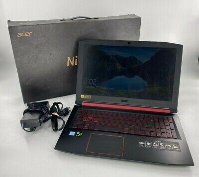 """Acer Nitro 5 16GB RAM 1TB + 256GB Storage 15.6"""" i7 GeForce GTX Laptop"""