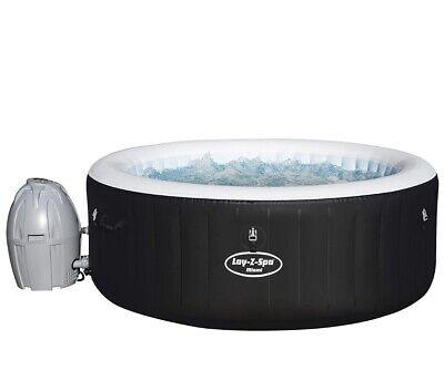 Lay-Z-Spa Miami Hot Tub 2-4 Person - BRAND NEW