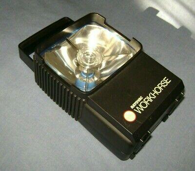 Black /& Decker LE4  Flip Style Lantern LED Flash Light 220 Volts Export Only