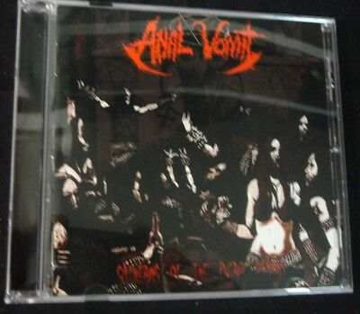 Anal Vomit   Gathering Of The Putrid Demons  Cd