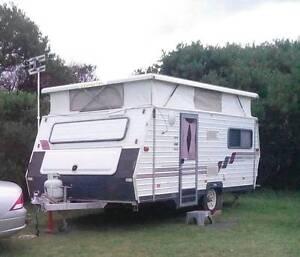 PopTop  Caravan COROMAL 16 ft SEKA 475 Mystic Park Gannawarra Area Preview