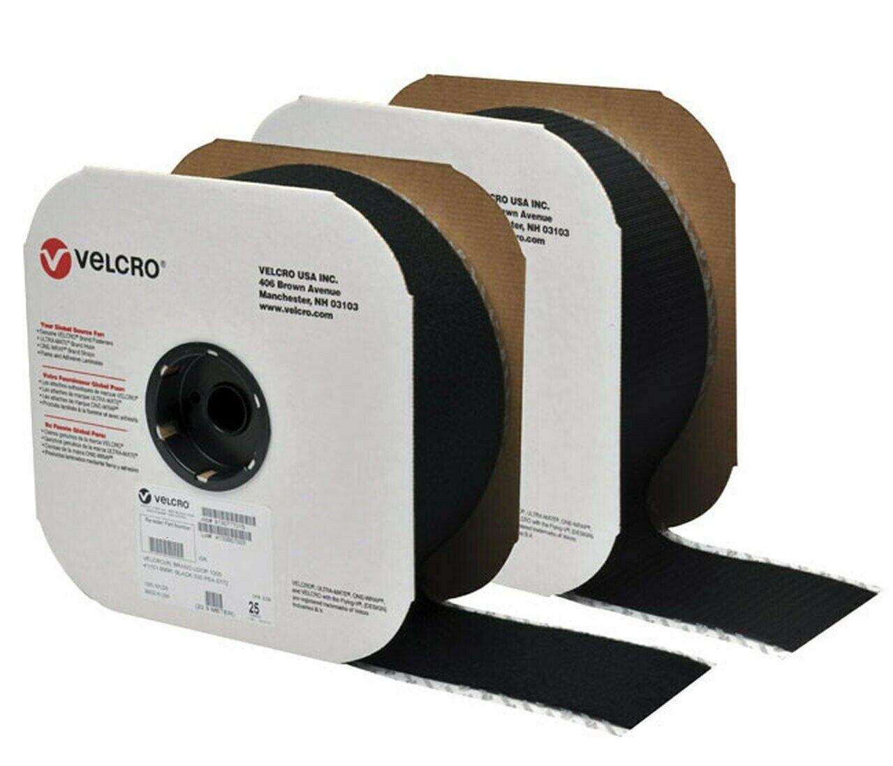 "4"" Wide VELCRO® Brand High Tack Self Adhesive Tape Strip Se"