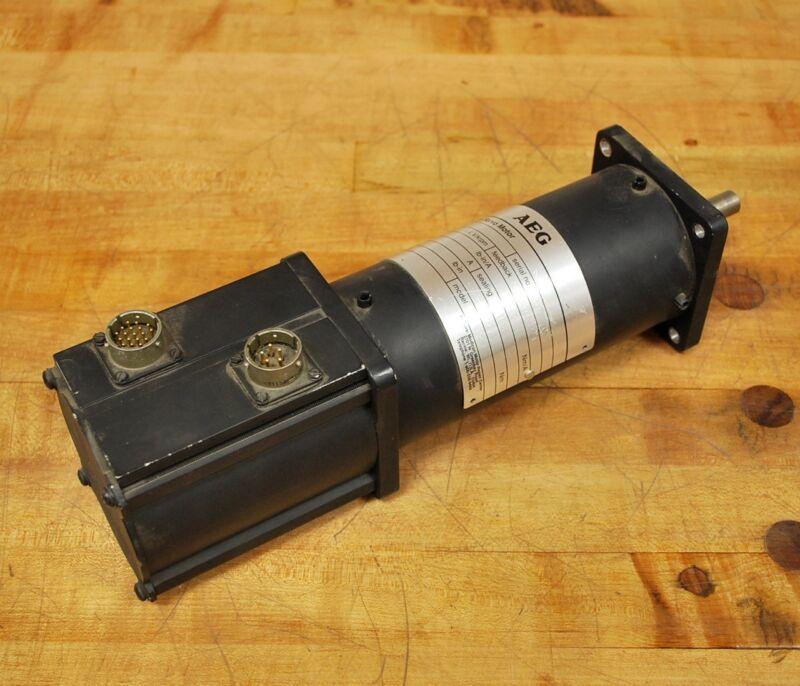 AEG 120-166-005 Servo Motor - 120166005 - USED