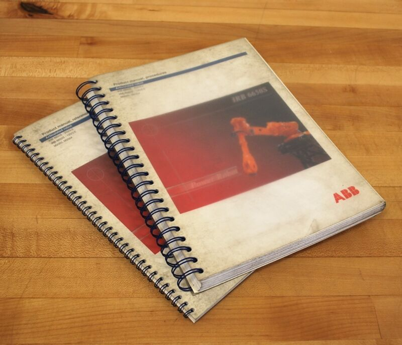 ABB 3HAC 020993-001 Product Manual, Procedures and Reference - USED