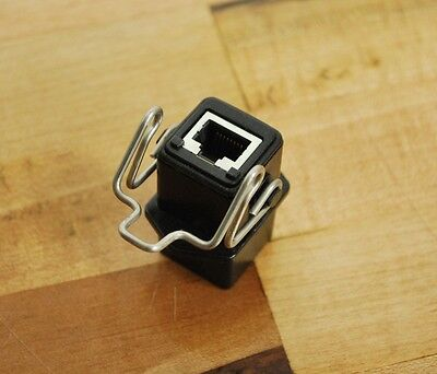 Amphenol Rjfez2 Field Ethernet Cable Junction Block - New