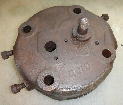 Head For A 6hp Ihc Famous Hit Miss Old Gas Engine International Harvester Co