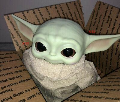 BABY YODA plush Star Wars Mandalorian the Child Grogu toy doll figure 11 inch