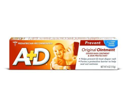A+D Original Ointment 4 oz (Pack of 2)