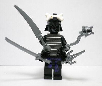 Lord Garmadon 4 arms 70505 Ninjago Evil Master LEGO Minifigure Figure
