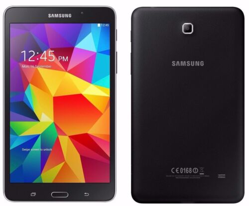 Samsung Galaxy Tab 4 NOOK SM-T230 Android Tablet, 8GB, Wi-Fi, 7in - Black