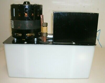 Little Giant Condensate Unit With Vertical Pump Stock No 2po96 Model Vcl-45s