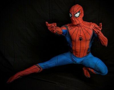 Spider-Man Homecoming Suit Costume