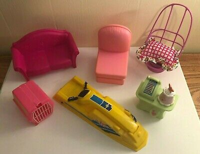 Lot of Barbie Furniture for your Dream House Some Vintage (Lot 425)