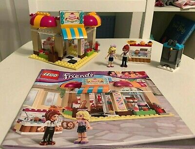 Lego 41006 Friends Downtown Bakery 100% Complete w/instructions