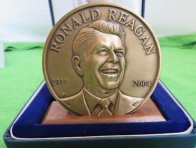 President Reagan Memorial Medallion Ronald Reagan Museum Store