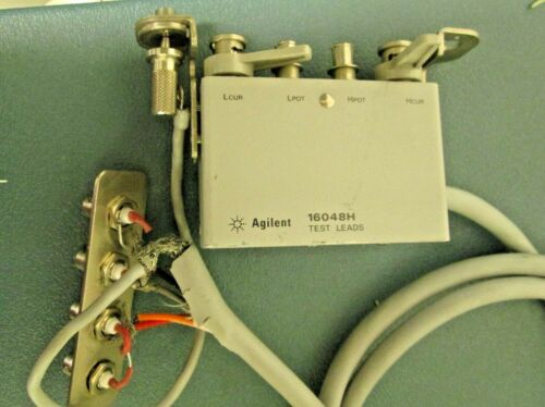 Agilent Keysight 16048H Extension Cable for Impedance Analyzer LCR meters 2m