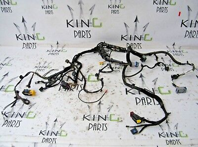 VAUXHALL CORSA D 2006-2014 UNDER BONNET WIRING LOOM HARNESS 13361679 Q63
