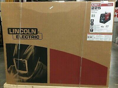 Lincoln Ranger Welder Generator Multi Process 225 Engine Gas Driven K2857-1