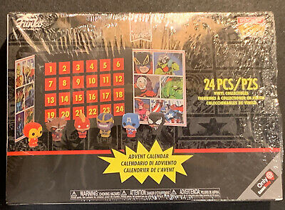 Marvel 80th Anniversary Funko POP! Advent Calendar 24pc - New, Sealed