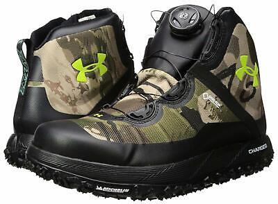 Under Armour Fat Tire GTX Hiking Boots 1262064-900 Ridge/Barren Camo Size 9