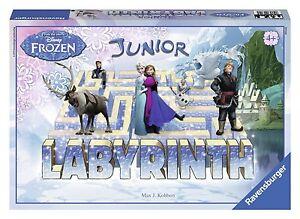 NEU Kinder Ravensburger Kinderspiel Disney Frozen Junior Labyrinth Motorik Spiel