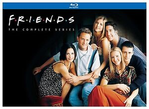 Friends The Complete Series Blu Ray Brand New Sealed