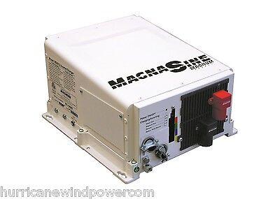 Magnum MS2812 2800W Power Inverter Charger  125 amp 12 volt 2800w Inverter