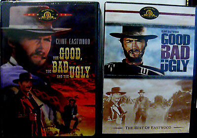 The Good  The Bad And The Ugly  Dvd  2006  Clint Eastwood   Brand New Sealed