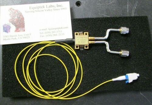 Picometrix 40G 1200-1650nm TIA Receiver Module PIN Photodiode PT-40D