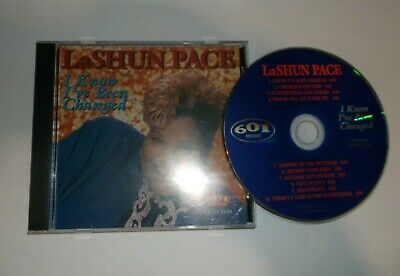 I Know I've Been Changed by LaShun Pace (CD, Sep-2005, 601 Music (Malaco))