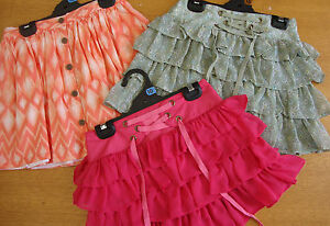 Bulk lot x 3 skirts from Target, for girls size/age 10 years, BNWOT