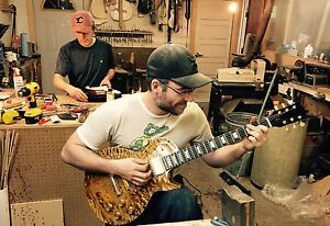 Guitar making and repair classes Cambridge Kitchener Area image 5