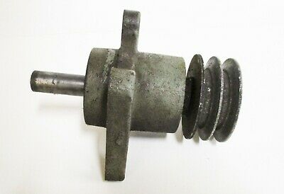 Atlas 12 Commercial Lathe Lower Drive Arbor Pulley