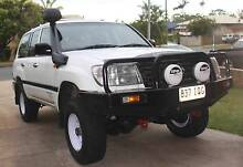 2005 Toyota LandCruiser Wagon Standard 100 Series Margate Redcliffe Area Preview