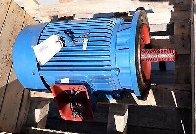 Fuji Electric Motor Mla6165j 11kw 15hp 1760 Rpm 160m Iec 480v 3ph 60hz