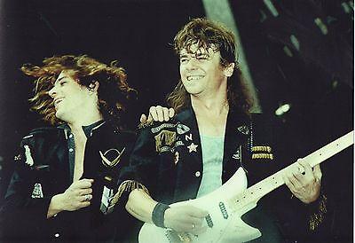 INXS MICHAEL HUTCHENCE  PHOTO 1986 UNIQUE IMAGE UNRELEASED HUGE 12INCH EXCLUSIVE