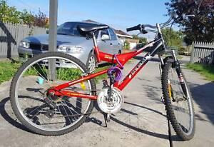 Kent Shockwave Mountain Bike ($70)
